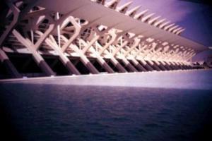 Valence-El Turia (Calatrava)- Lomo LC-A