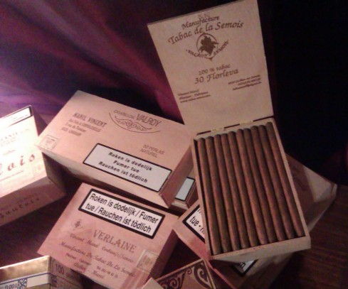 Tabac de la Semois/ Pic by kiwikoo