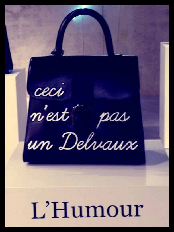 Delvaux at SMETS STORE/ Pic by kiwikoo