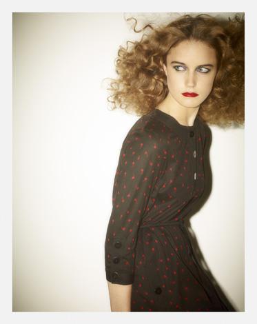 Dres from Vanessa Seward x A.P.C.