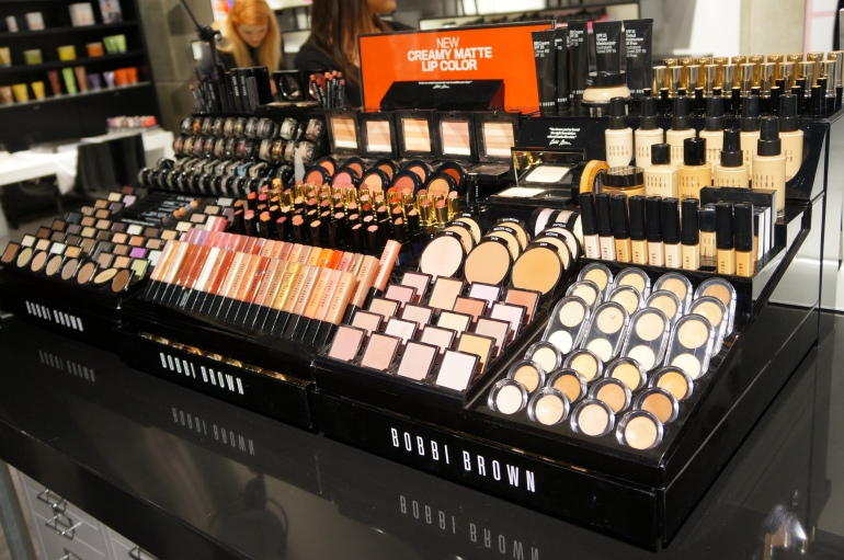 Bobbi Brown Corner at SMETS Store/ Pic by kiwikoo