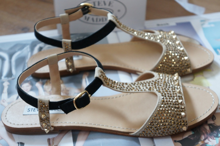 Shoes Steve Madden/ Pic by kiwikoo