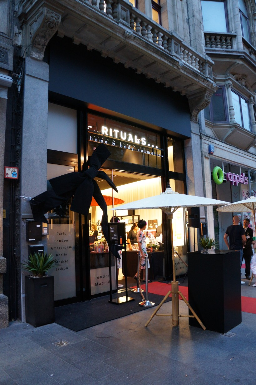 Rituals Antwerp store/ Pic by kiwikoo