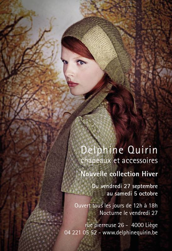 Pic from Delphine Quirin.