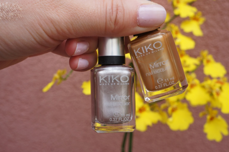 Kiko nail polish/ Pic by kiwikoo