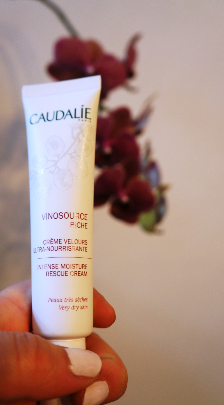 Intense Moisture Rescue Cream c/o Caudalie/ Pic by kiwikoo