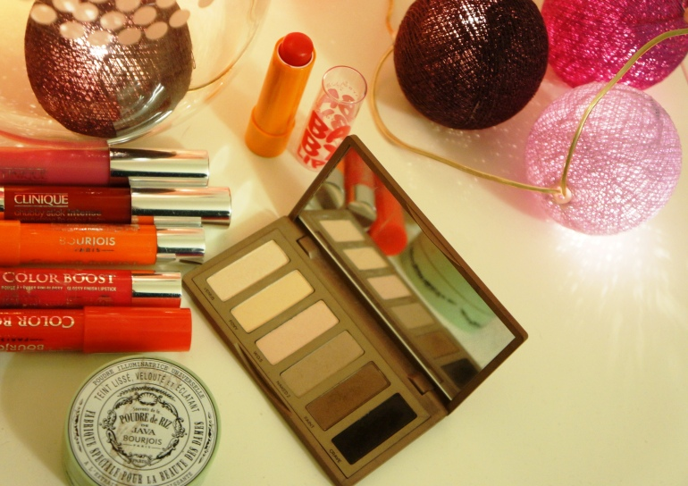 2013 Make-Up Favourites/ Pic by kiwikoo