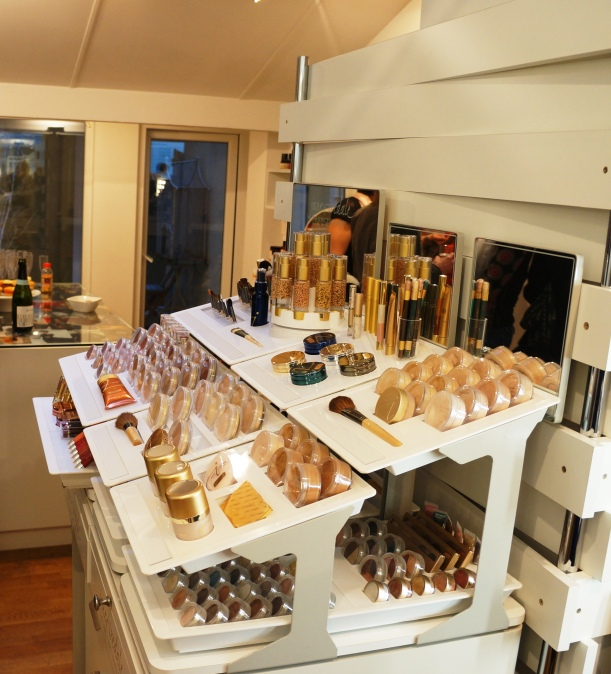 Jane Iredale at Kroonen & Brown/ Pic by kiwikoo