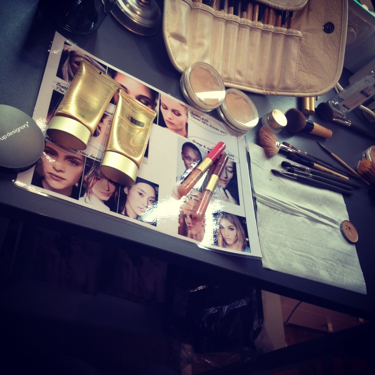 SS 14 trends with Jane Iredale at Kroonen & Brown/ Pic by kiwikoo