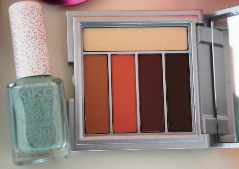 Street Fashion Palette from the Boulevard Rock collection by Kiko/ Pic by kiwikoo