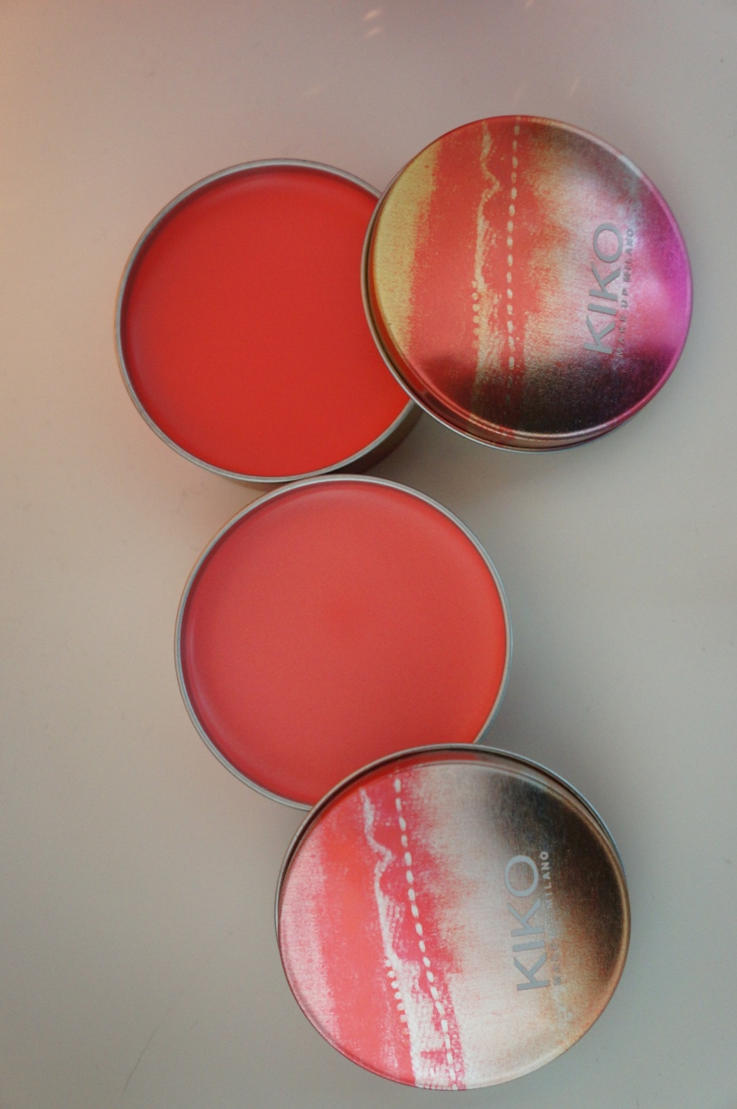 Up: Wave Hibiscus/ Down: Pink Venus by Kiko from their Boulevard Rock collection/ Pic by kiwikoo