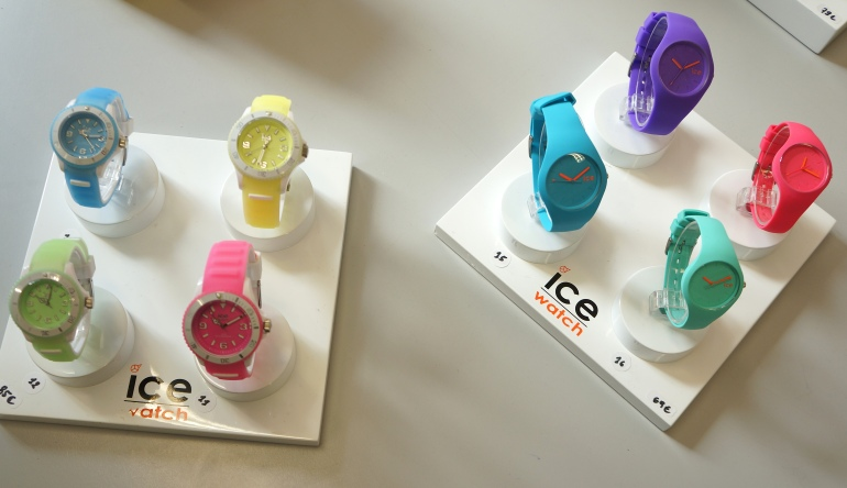 Ice Watch/ Pic by kiwikoo