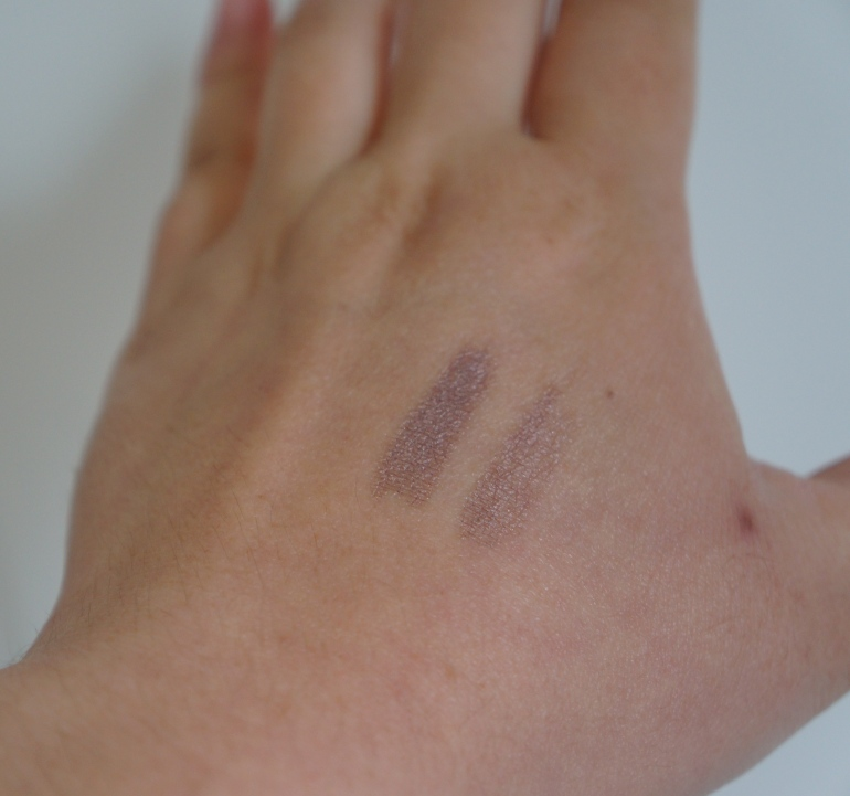 Color-Up Long Lasting Eye shadow pencil 10 by Kiko/ Pic by kiwikoo