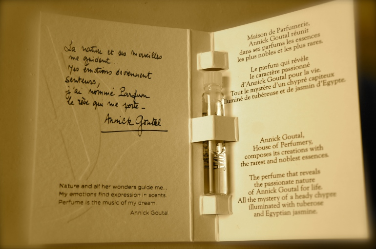 Annick Goutal/ Pic by kiwikoo