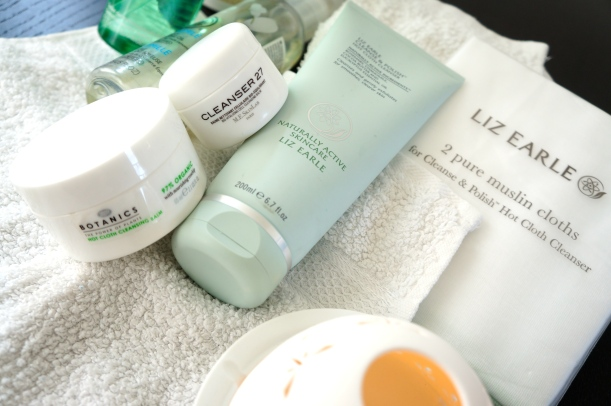 Cleansing Balms from London/ Pic by kiwikoo