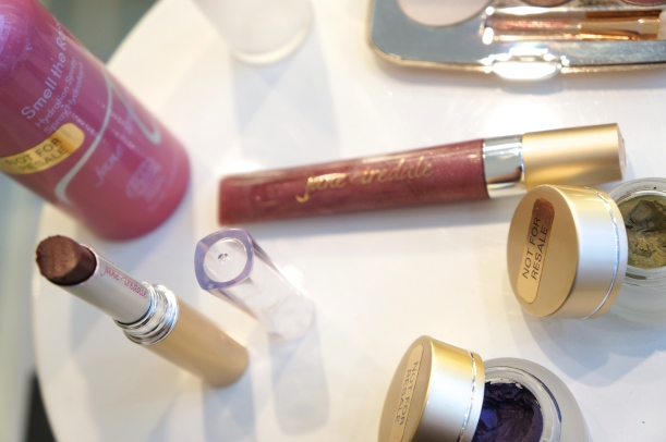 Jane Iredale A-W 2014 collection/ Pic by kiwikoo.