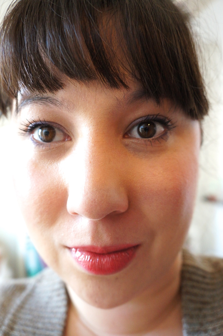 Lip Fixation in Craze by Jane Iredale/ Pic by kiwikoo.