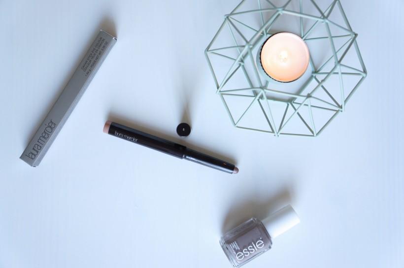 "Laura Mercier Caviar Stick in ""Pearl Grey""/ Pic by 1FDLE."