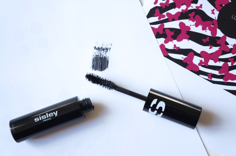 So Curl Mascara by Sisley/ Pic by 1FDLE.