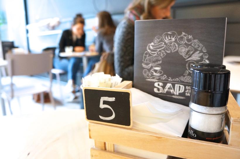 SAP Bagel & Juice Bar/ Pic by 1FDLE.