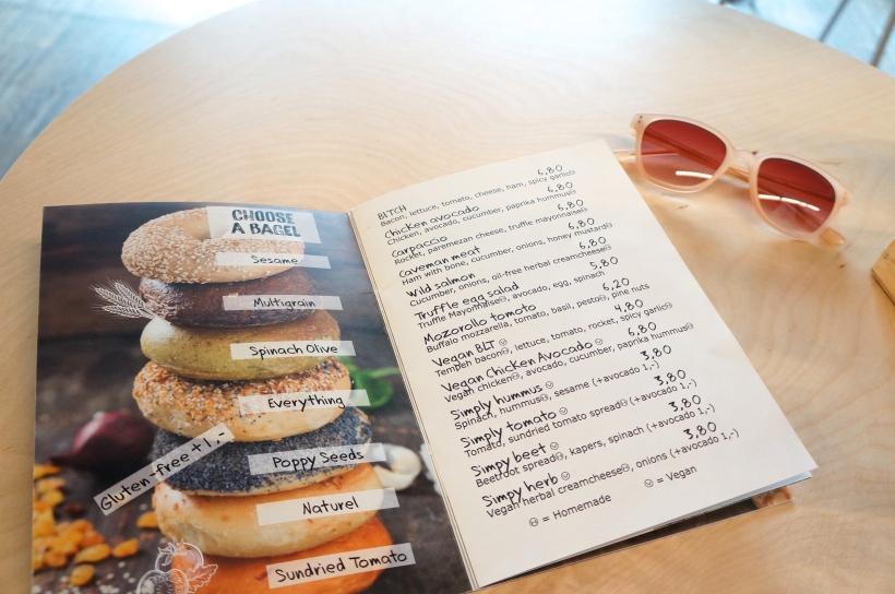 SAP Bagel & juice Bar / Pic by 1FDLE.