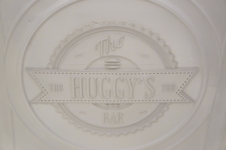 Huggy's Bar Passage Lemonnier/ Pic by 1FDLE.
