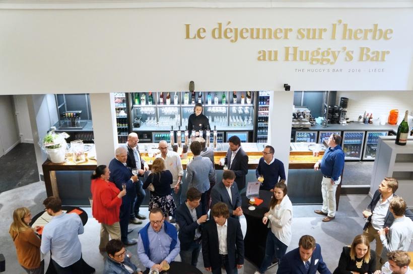 Huggy's Bar Passage Lemonnier/ Pic by 1FDLE.