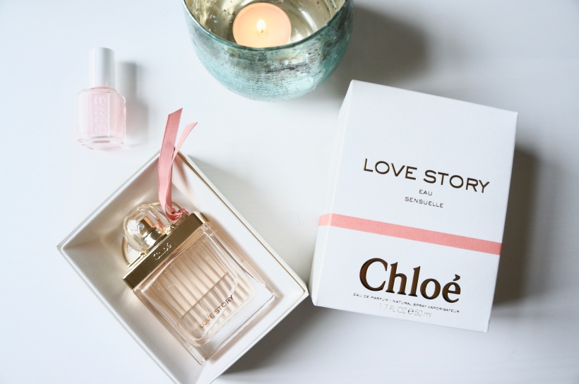 """Love Story"" by Chloé / Pic by 1FDLE."