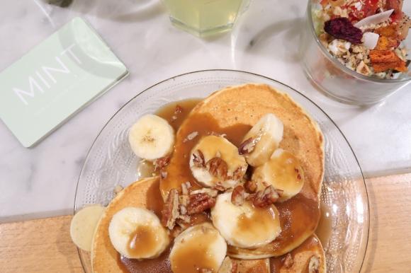 MINT brunch à la Maisonnerie: gourmandise sansculpabiliser!